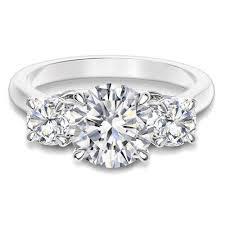 3 diamond rings engagement rings fink s jewelers