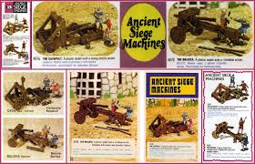 siege machines a is for ancient siege machines small scale