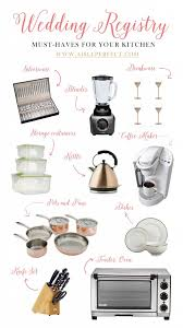wedding registry kitchen registry must haves for your kitchen introducing bk gifts