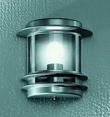 replace exterior wall light fixtures with led outdoor wall