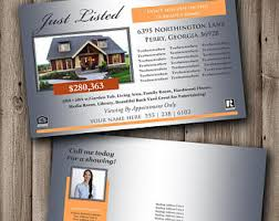 real estate open house flyer template microsoft publisher
