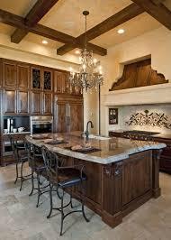 Mediterranean Kitchen Designs Mediterranean Kitchen Design The Warm Wood Kitchen
