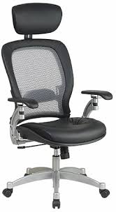 Desk Chair Herman Miller Office Star Mesh Office Chair With Headrest 36806 Office Chairs