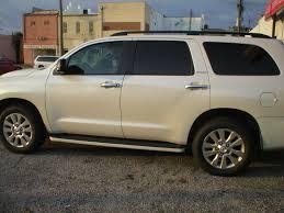 suv toyota sequoia denison car dealer sherman tx u0026 denison used cars fred pilkilton