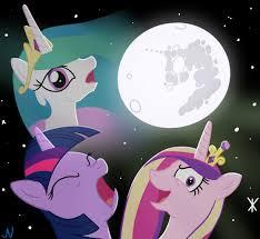 3 Wolf Moon Meme - 1380409 alicorn alternate version artist nuka kitty mare in the