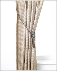 Tie Back Curtains Tie Back Curtains Curtain Tie Backs Diy Restoration