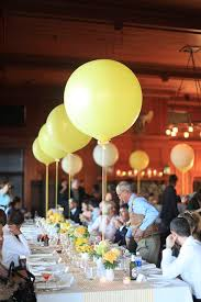 best 25 balloon centerpieces wedding 68 best balloons for wedding décor images on