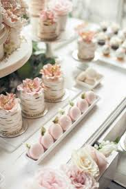 garden wedding cake mini wedding cake sweet table nature