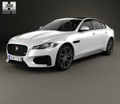 jaguar custom jaguar xf s 2016 3d model hum3d