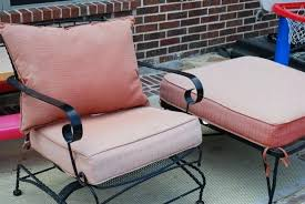 Reupholster Patio Furniture Cushions Reupholstering Outdoor Furniture Cushions Or Photo 1 Of 6