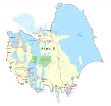 Wildfire Map Manitoba by Manitoba Wildfire Program Area Restrictions