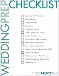 simple wedding planning simple wedding checklist proposalsleletter