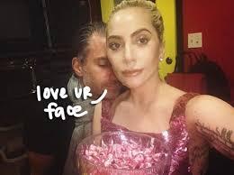 lady gaga u0027s man christian carino has a big ol u0027 tattoo of her face