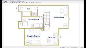 wiring your basement basement electric design plan youtube