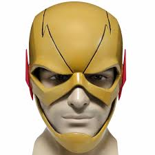 wholesale reverse flash mask halloween masks the flash movie