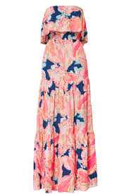 Lilly Pulitzer Baby Clothes Caridee Popover Maxi By Lilly Pulitzer For 30 40 Rent The Runway