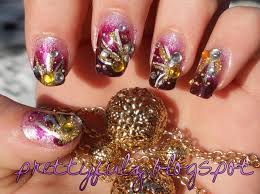 cute nail designs 2012 love and quotes