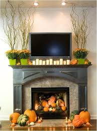 thanksgiving fireplace decorations fall and thanksgiving mantel