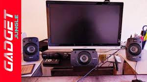 best surround sound system 2018 logitech z906 review youtube