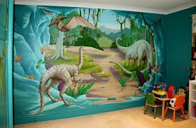 Dinosaur Nursery Decor Nursery Wall Decal Liven Up The Room With Dinosaur Pictures