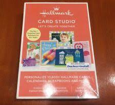 greeting card software greeting card software ebay