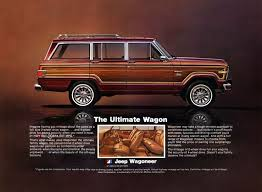 jeep grand best year why now s the to buy a 1984 1991 jeep grand wagoneer bloomberg