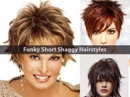 what does a short shag hairstyle look like on a women 15 funky short shaggy hairstyles hairstyle for women short shag