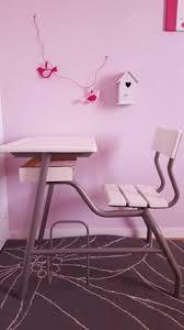 bureau ecolier 1 place pupitre ancien 1 place de marque delagrave spécialiste du mobilier