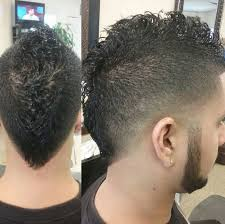 fro hawk hair cut top 5 hairstyles for curly hair men curly hair guys