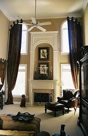 Curtain Ideas For Curved Windows Pictures Of Window Treatments For Side By Side Arched Windows