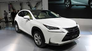 lexus truck 2015 nx lexus nx nominated for 2015 north american truck utility of the