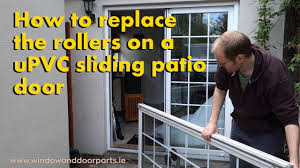 How To Replace Patio Door Rollers How To Replace The Rollers On A Upvc Sliding Patio Door