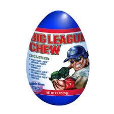 easter egg gum big league chew easter egg ford gum