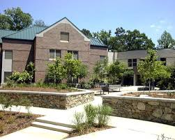 Unca Botanical Gardens South Ridge West Ridge Halls Residential Education Housing