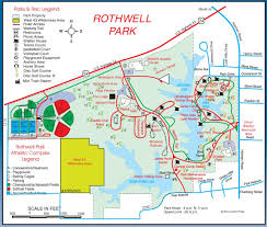 Missouri State Parks Map by Rothwell Park