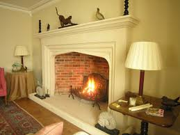 charming big fireplace on interior with midwest fireplace