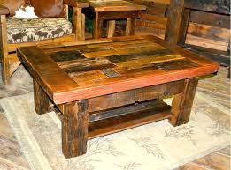 reclaimed wood dining room table early christmas present a