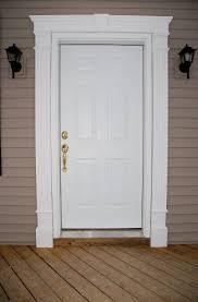 Decorative Exterior House Trim Best 25 Exterior Door Trim Ideas On Pinterest Diy Exterior Door