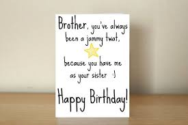 happy birthday cards for brother u2013 gangcraft net