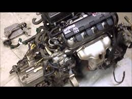 jdm honda civic d17a2 vtec 1 7 engine at transmission ecu acura