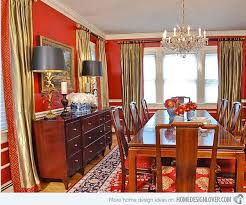 Traditional Dining Room Designs Home Design Lover - Colonial dining rooms