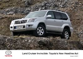 toyota land cruiser 2007 land cruiser archive toyota uk media site