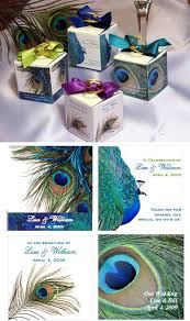 peacock wedding favors best 25 peacock wedding favors ideas on peacock