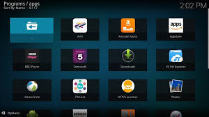 kodi for android how to launch android apps from kodi home media portal