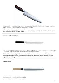 kitchen knives guide japanese kitchen knives ultimate guide