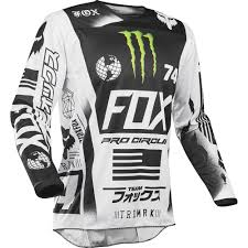 ama motocross gear new fox racing 2017 mx 180 pro circuit le monster energy motocross