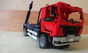 lego technic truck lego ideas lego technic skip truck