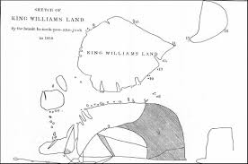 innookpoozhejook u0027s sketch of king william land franklin expedition