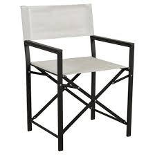 Sling Outdoor Chairs Bryant Sling Outdoor Director Patio Chair Threshold Target