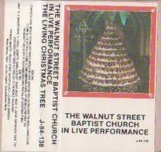 various composers the walnut street baptist church in live